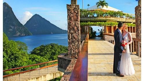 Feel the love grow in St Lucia