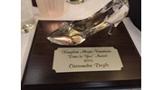 First of Many Glass Slipper Awards Received