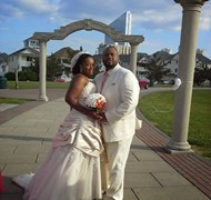 Mr. & Mrs Terrance James, June 14th 2014- Saint Lu