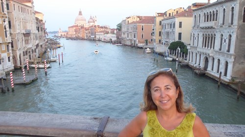 Venice the city of romance!