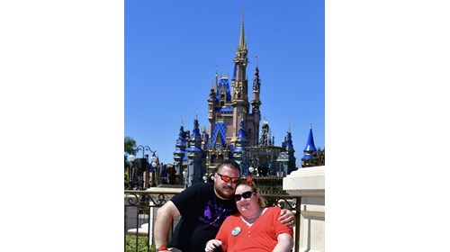 Cinderella Castle @ Magic Kingdom (WDW)