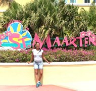 Enjoying Beautiful St. Maarten
