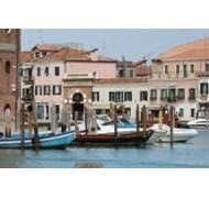 Venice, Italy - Our gondola ride.