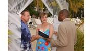Renewing Our Wedding Vows - 7 mile beach Jamaica