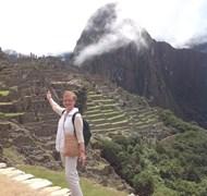 Amazing Machu Picchu in Peru!