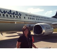 Traveling to Sandals Training 2014