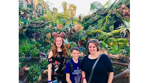 Disney's Animal Kingdom - Pandora!