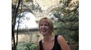 Enjoying Pont du Gard in France