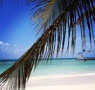 Beautiful beaches in Jamaica