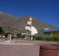 A fun time in Palm Springs, CA.