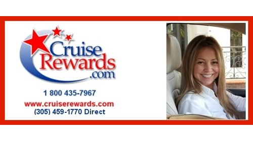 CruiseRewards.com Your one stop vacation shop...