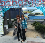 Day in Port Nassau, Bahamas