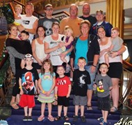 Disney Fantasy Fall 2014. Awesome Family Vacation!
