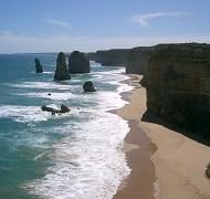 The Twevle Apostles, Great Ocean Road, Victoria, A