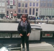 Amsterdam at Anne Frank House/Museum