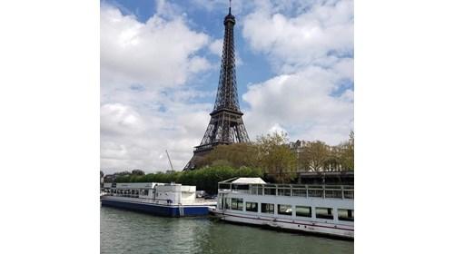 Paris, City of Lights!