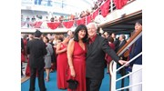 Ruby Princess Inaugural~ Cruising with Movie Stars