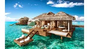 Sandal Royal Caribbean Over  water Villa! Jamaica