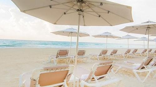 Beach Palace, Cancun Mexico