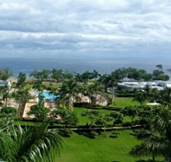 Balcony View in Costa Rica from RIU Palace Costa