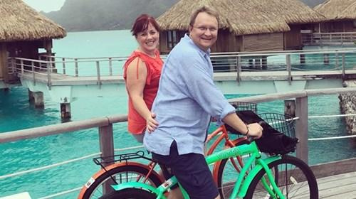 My adventurous spirit at the St Regis Bora Bora!!!