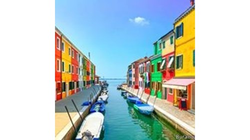A photographer's dream - Burano, Italy