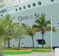 Oasis Class ships now sailing from Port Canaveral!