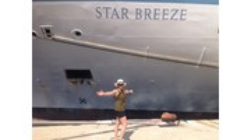 Windstar's Star Breeze!
