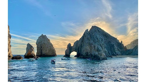 Lands End, Cabo San Lucas, Mexico, January 2020