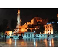 One of my many travel adventures - Blue Mosque Tur