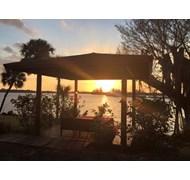 Sunset at Club Med, Sandpiper Bay