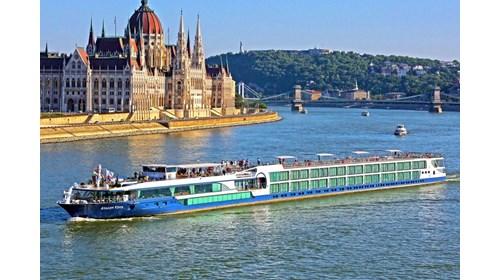River Cruising along the Danube