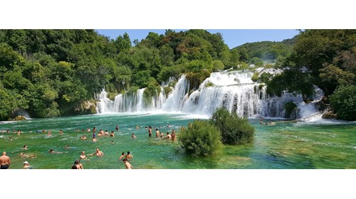 Croatia is as lovely and natural as they say.....