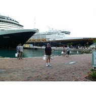 St Thomas with Disney and Holland America