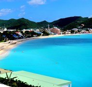 Visit the Caribbean on a cruise ship!
