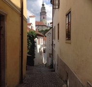 Excursion to Cesky Krumlov in the Czech Republic