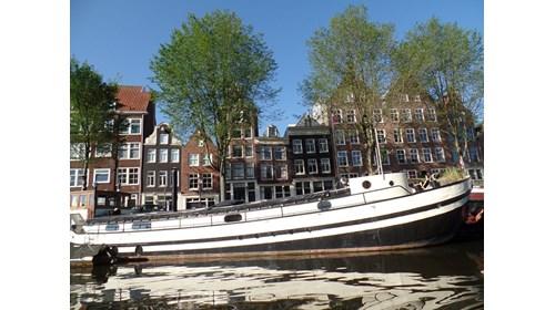 Amsterdam Old City Center