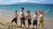 Family Fun in Maui!