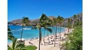 Sun, sand & surf in Hawaii.