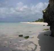 Sandy Beach on the south coast of Barbados