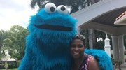 Hangin' with Cookie Monster, Beaches in Ocho Rios