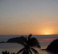 Sunrise @Las Brisas Huatulco