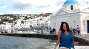 My visit to Mykonos, Greece one of my fav islands!