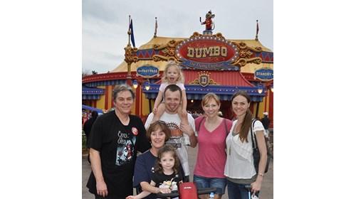 Family trip to Disneyworld!