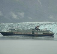 Cruising Glaciers in Alaska