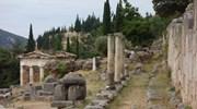 Dephi Greece