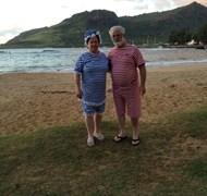 Martha & Elmer Beach in Kauai Hawaii