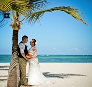 Ashley's Destination Wedding - Bavaro Beach Punta
