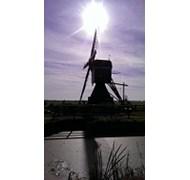 windmills at Kinderdijk, Holland, the Netherlands