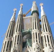 Stunning Sagrada Familia Barcelona Spain